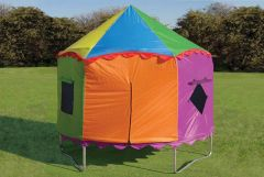 14ft x 17ft Trampoline Circus Tent
