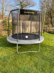 10ft Jumpking Tyro Trampoline