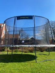 9ft x 13ft JumpKing Oval Professional Trampoline