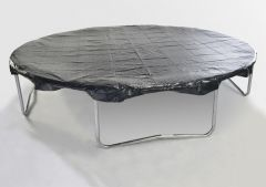 8ft x 11.5ft  Enclosure Cover - example of round cover